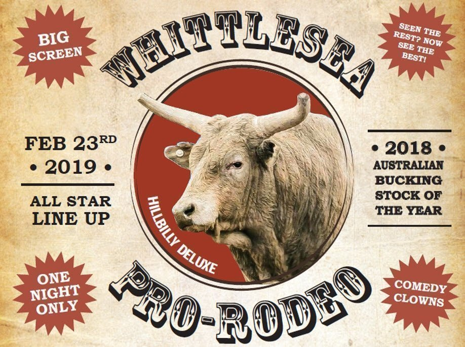 Whittlesea Pro Rodeo: Victorian State Championships 2019