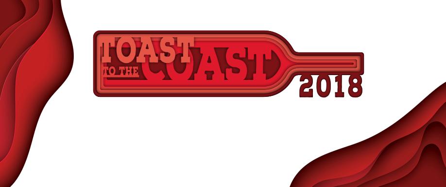 TOAST TO THE COAST 2018