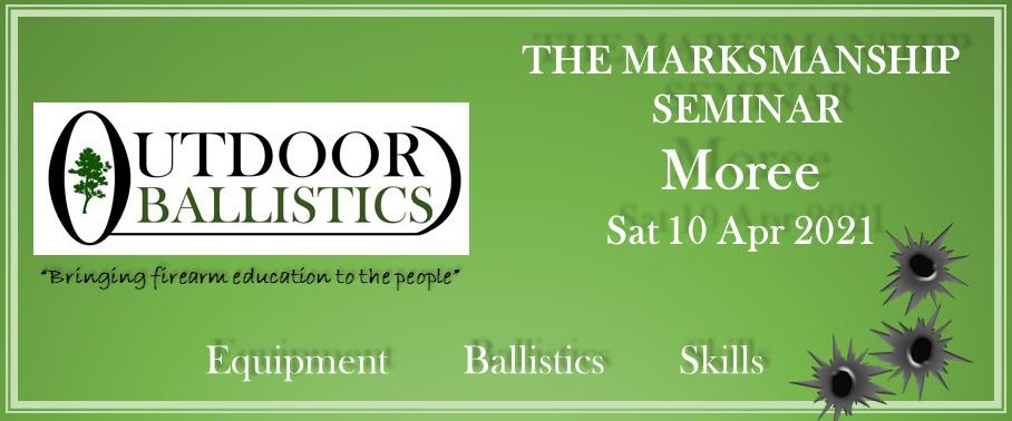 The Marksmanship Seminar - Moree