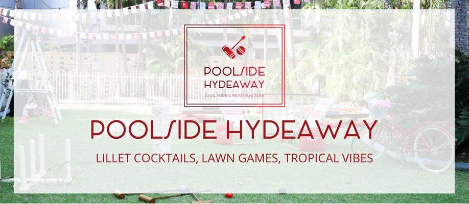 Poolside Hydeaway @ DoubleTree