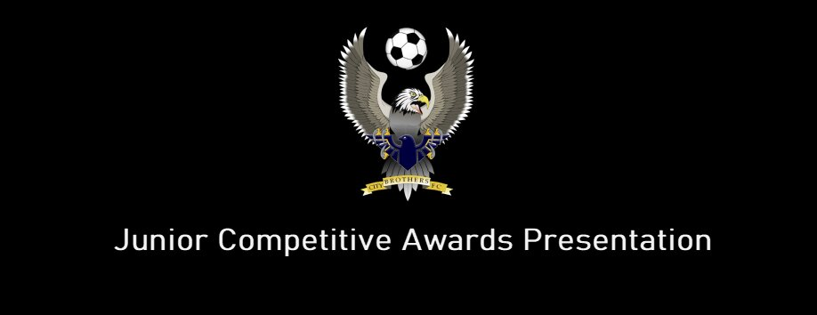 Junior Competitive Awards Afternoon