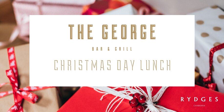 Christmas Day Lunch 2021 at The George