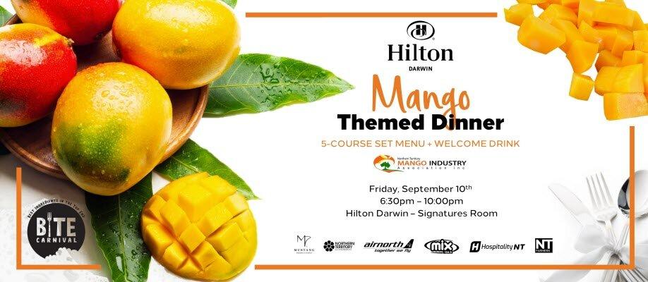 Mango-Themed Dinner