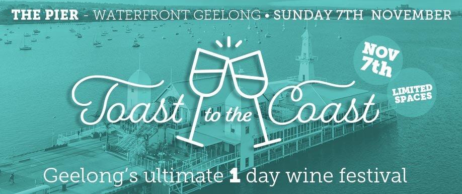 TOAST TO THE COAST - Sunday At The Pier