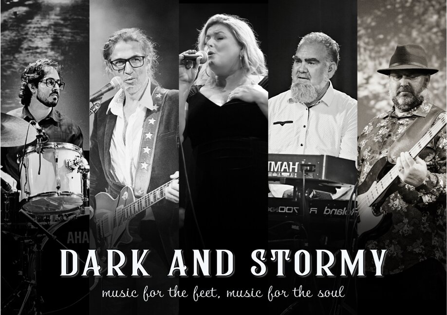 Melly Melody 'Dark & Stormy' with a Twist of Christmas
