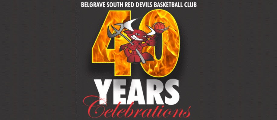 Belgrave South Red Devils 40 Years Celebrations