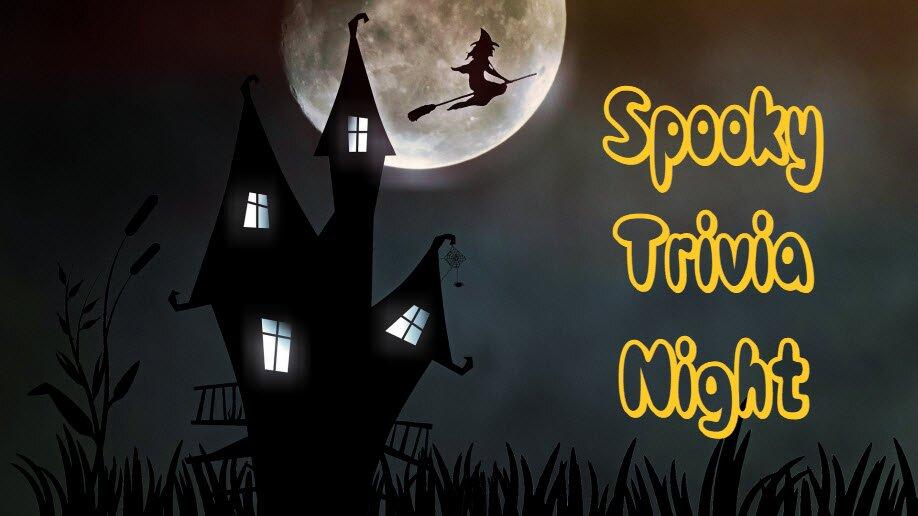 Spooky Trivia Night