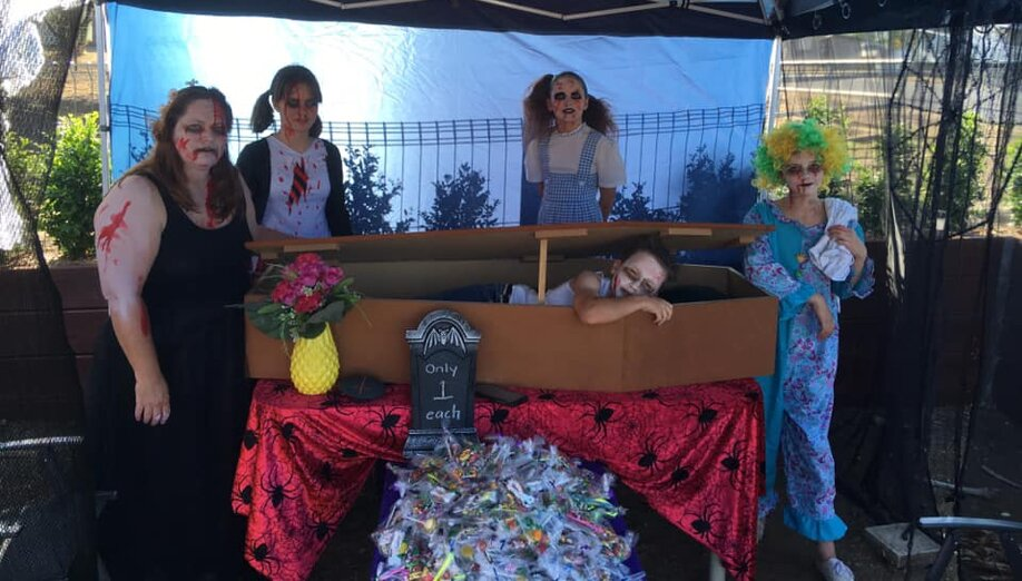 Wyreema Hall Annual Trick or Treat Halloween Event   HOUSE REGISTRATION + 4 FREE TICKETS