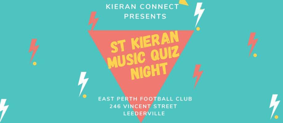 St Kieran Music Quiz Night