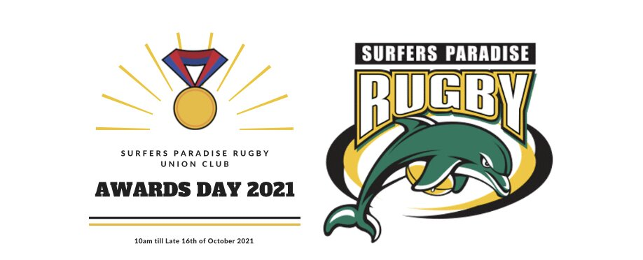 Surfers Paradise Rugby Union Club Awards Day 2021