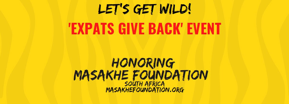 African 'Expats Give Back' Party