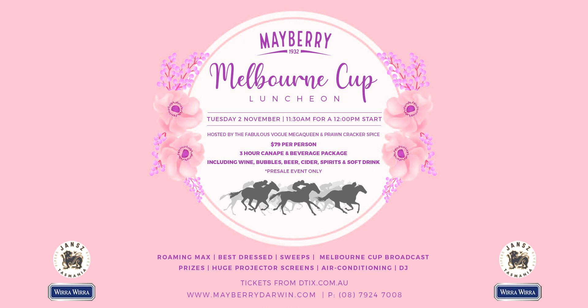 MELBOURNE CUP LUNCHEON