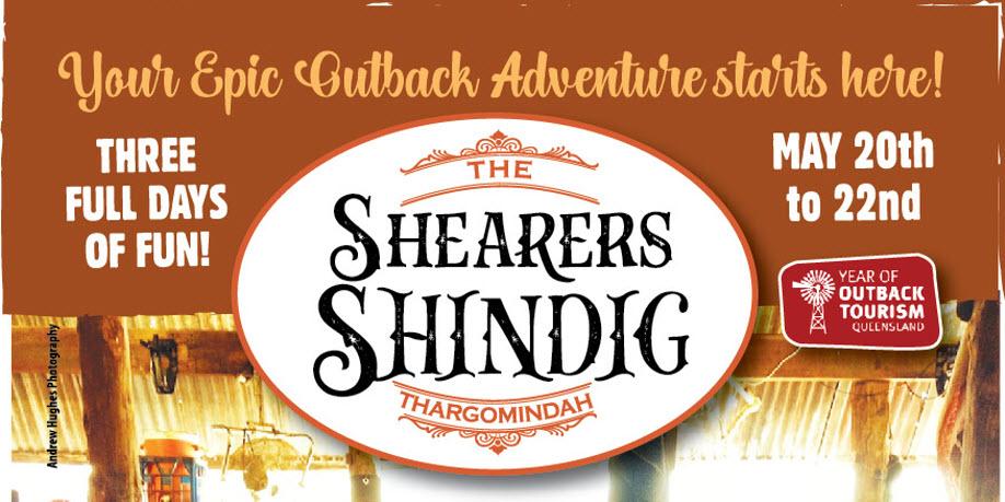 The Shearers Shindig Thargomindah