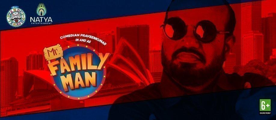MELBOURNE | 'Mr Family Man' – By Praveen Kumar