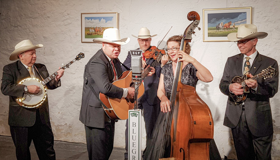 An Afternoon Concert with Bluegrass Parkway