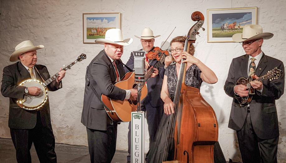 An Evening Concert with Bluegrass Parkway