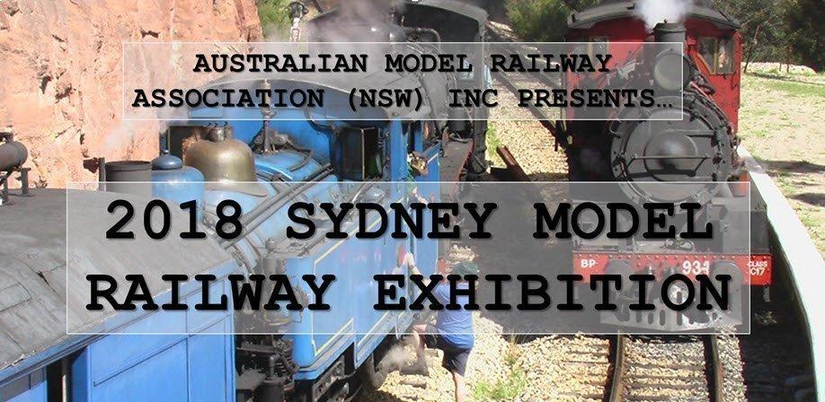 2018 Sydney Model Railway Exhibition