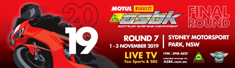 Motul Pirelli Australian Superbike Championship (ASBK) // Rd 7