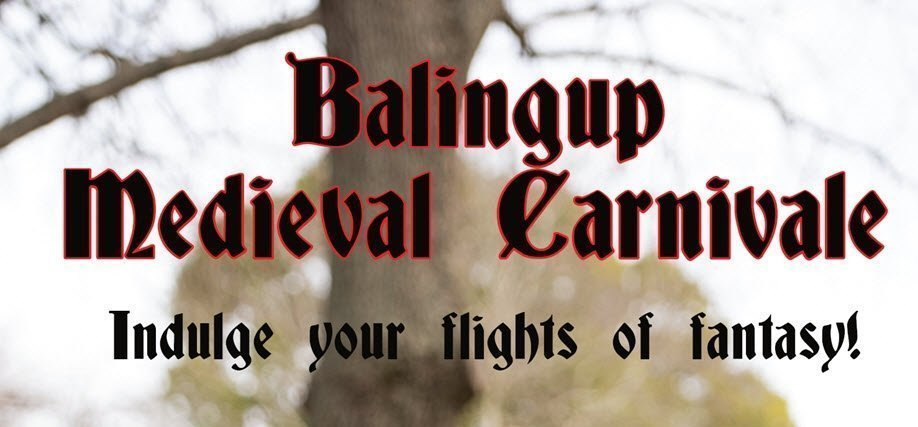 2019 Balingup Medieval Carnivale