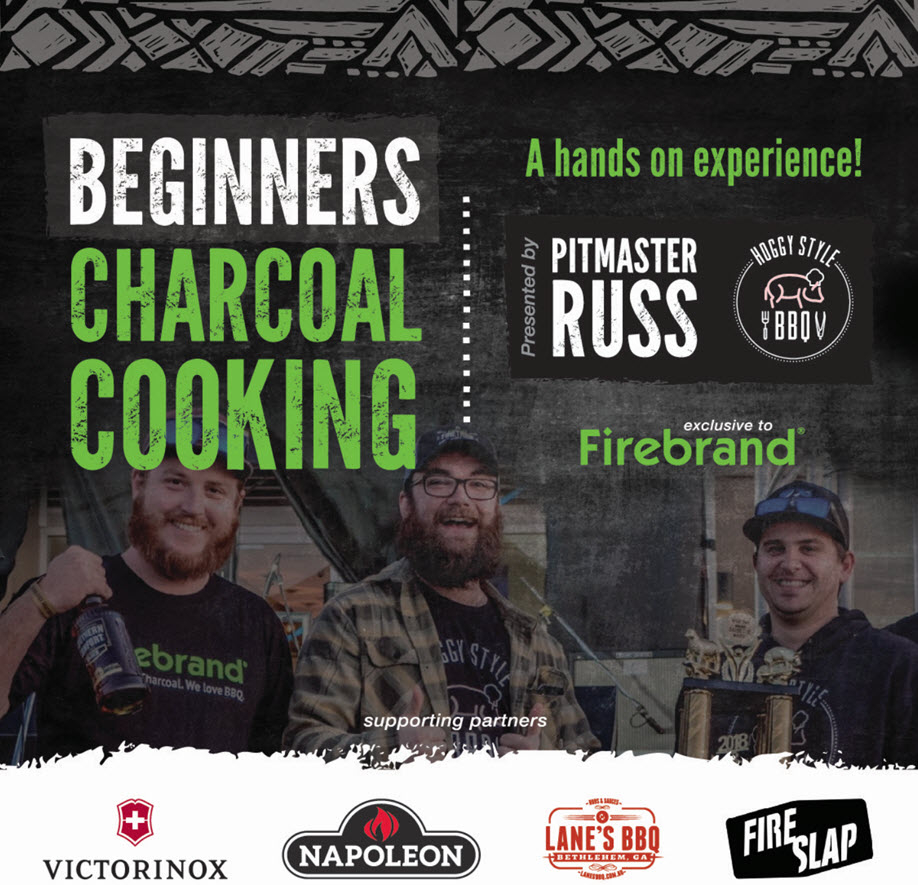 Beginners Charcoal Cooking | JULY