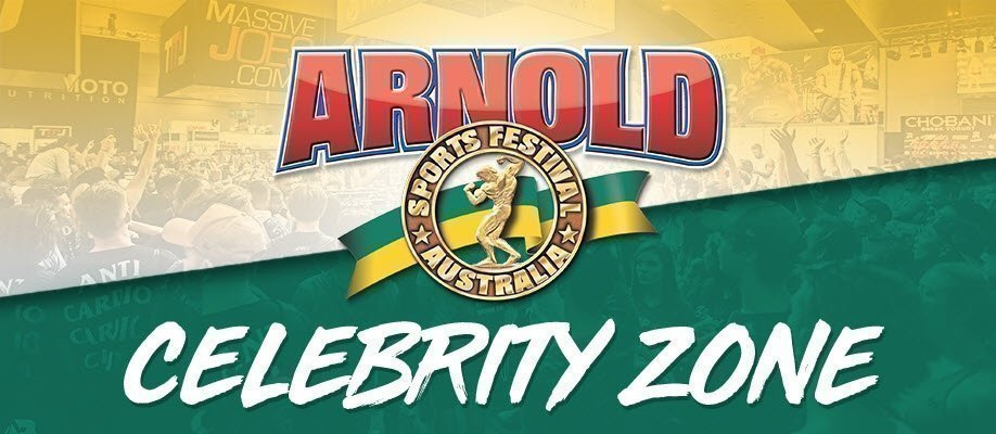 Arnold Sports Festival 2019: CELEBRITY ZONE