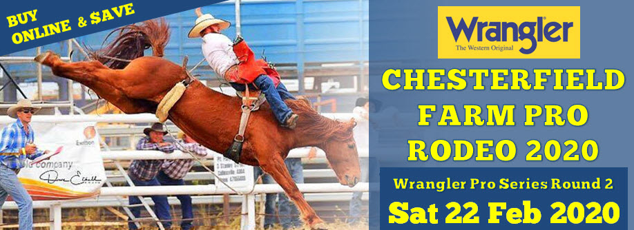 SCORESBY RODEO 2020