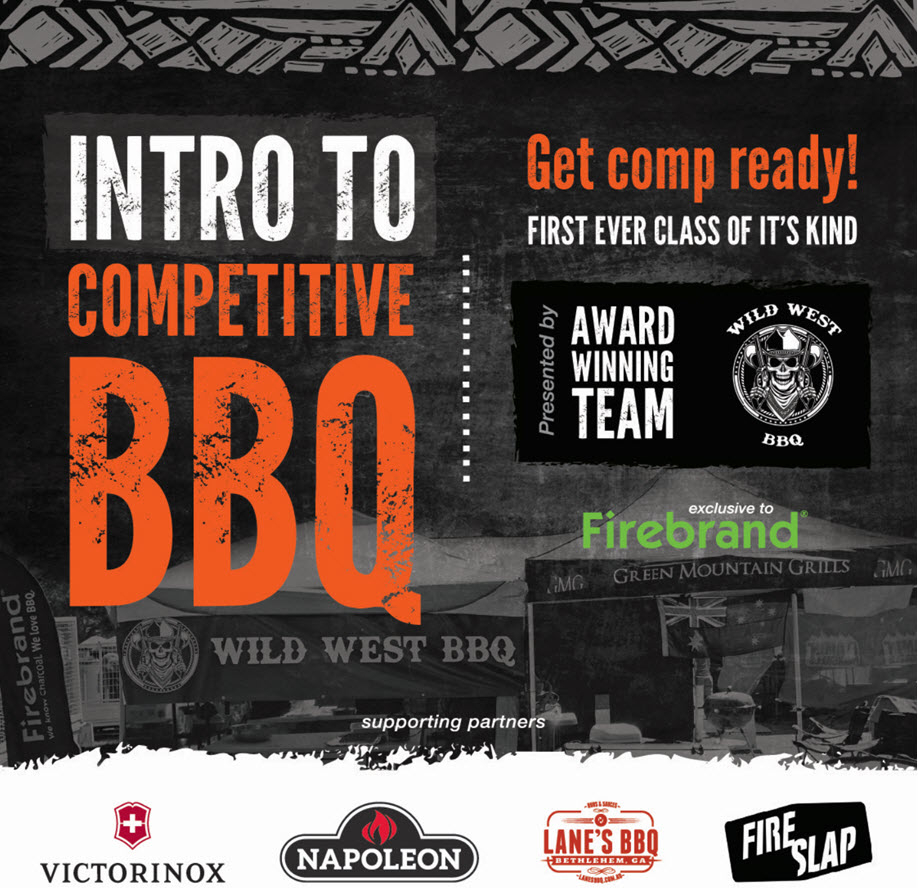 Introduction to Competitive BBQ