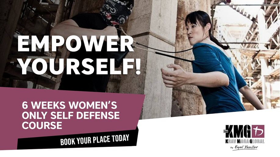 Women's 6 Weeks Krav Maga Course