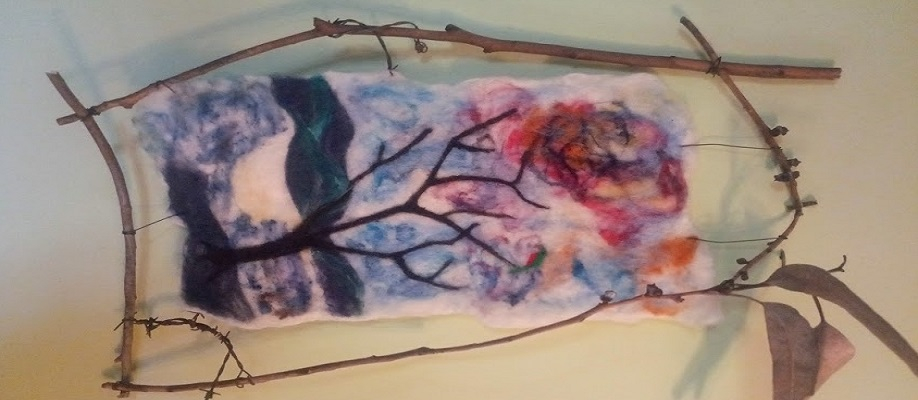 Dry Felting for Adults