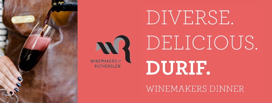 Diverse. Delicious. Durif | Winemakers of Rutherglen