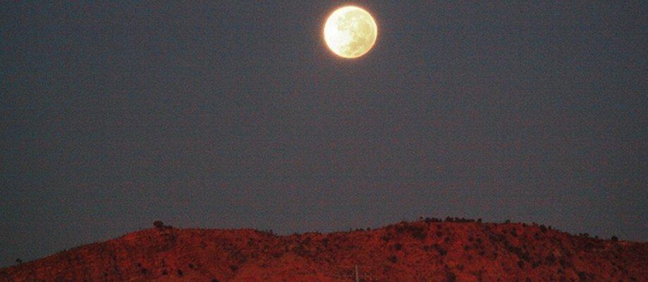 Poets' Moon Readings