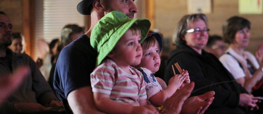 Storytime for Kids - Maureen O'Keefe & Kirli Saunders