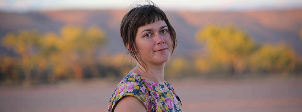 Workshop: Gathering Ground: Shimmer — Kelly Lee Hickey