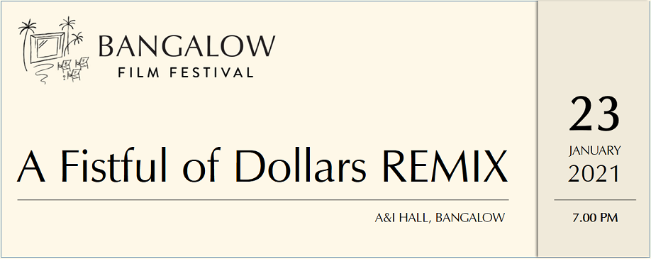 A FISTFUL OF DOLLARS - REMIX