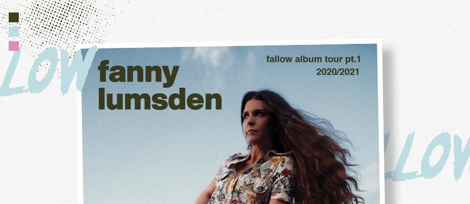 Fanny Lumsden: fallow album tour - Barmera
