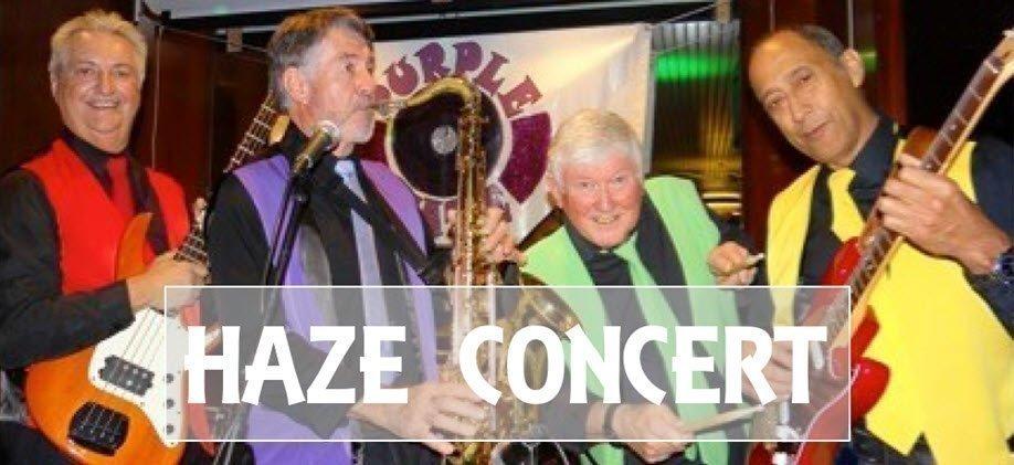 Haze Concert 2018