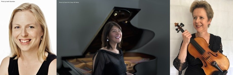 """Celebrations"" - The Piano Trios of Clara Schumann & Fanny Mendelssohn"