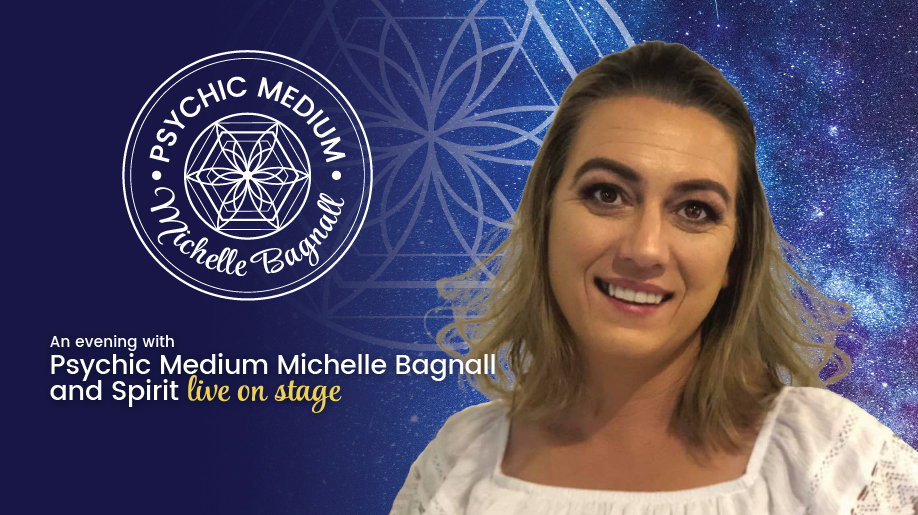 An Evening with Psychic Medium Michelle Bagnall and Spirit | APRIL