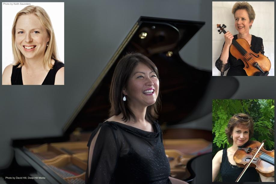 Romantic Classics with The Linden Quartet