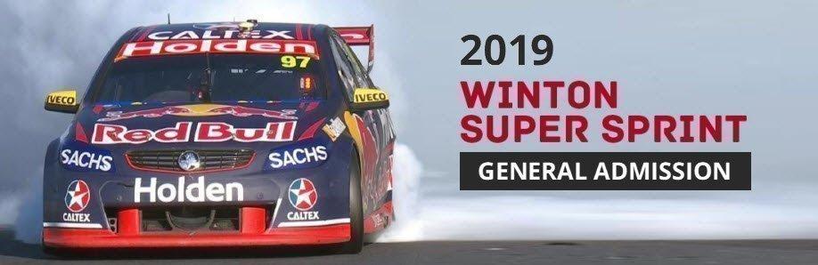 Winton SuperSprint 2019 | General Admission