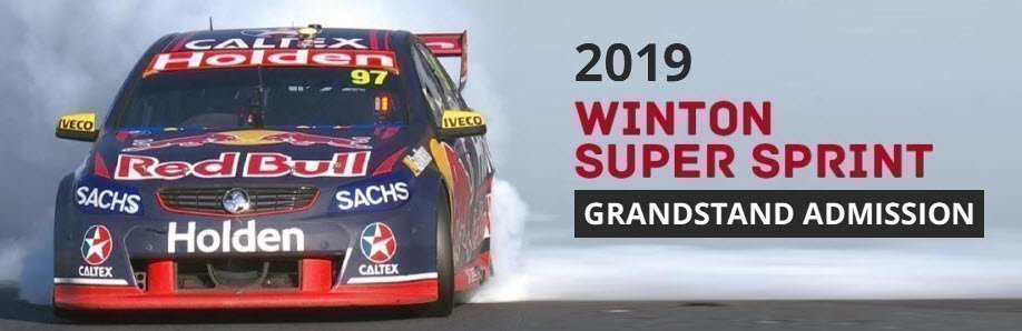 Winton SuperSprint 2019 | Grandstand