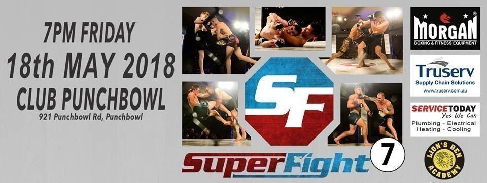 SuperFight 7