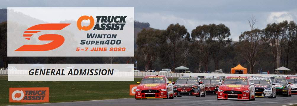 Winton Super400 2020 | General Admission
