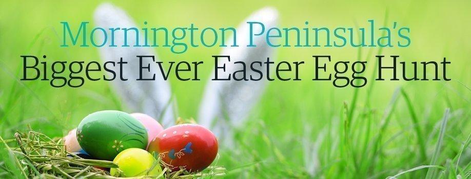 Mornington's Biggest Ever Easter Egg Hunt
