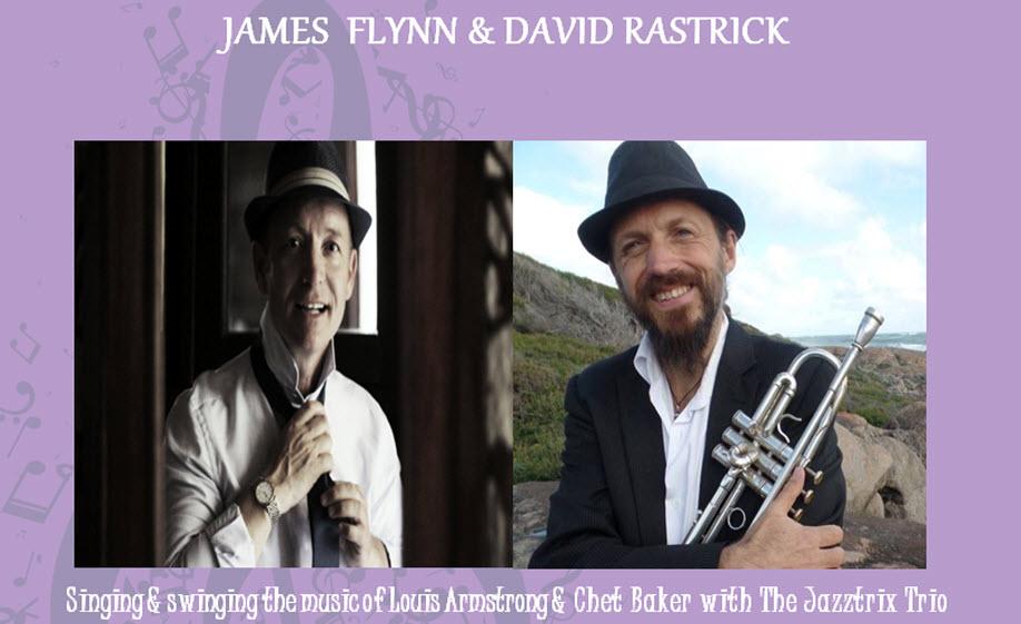 James Flynn & David Rastrick