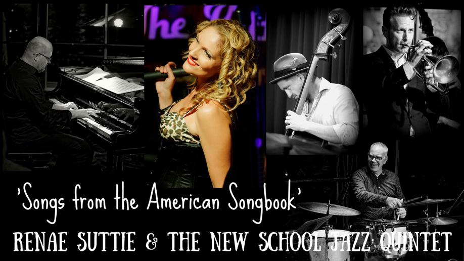 Renae Suttie & The New School Jazz Quintet