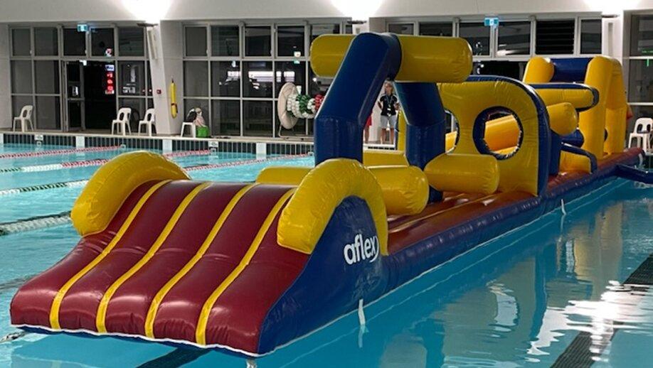 Aquatron Outdoor Pool Inflatable - THURS 7 OCT