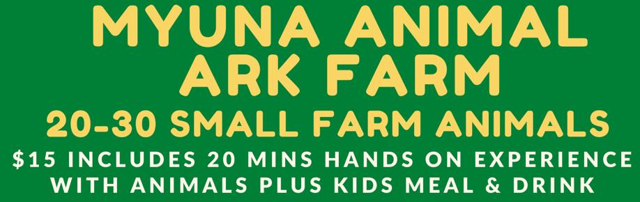 Myuna Animal Ark Farm