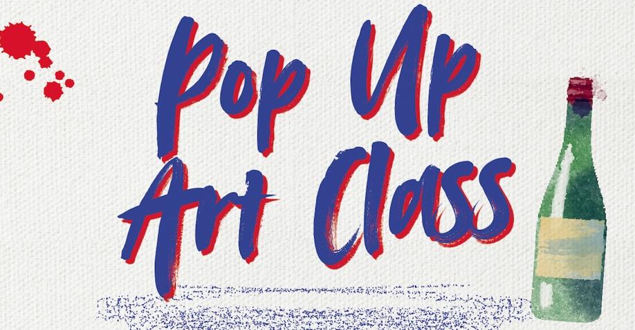 Pop Up Art Class - The Acres Club
