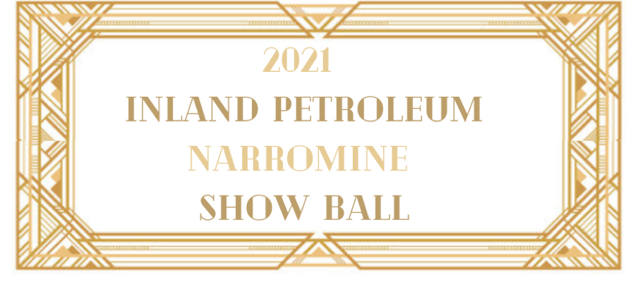 2021 Inland Petroleum Narromine Show Ball